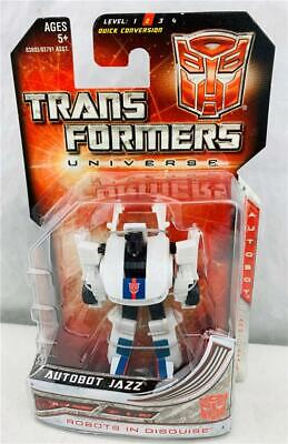 Transformers Universe Legends Class Jazz MOSC Sealed
