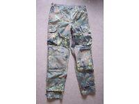 Army Trousers, Flecktarn Camo (Leo Köhler brand, German KSK)