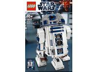Lego Starwars R2D2 10225
