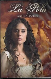 LA-POLA-AMAR-LA-HIZO-LIBRE-ORIGINAL-BRAND-NEW-FACTORY-SEALED-DVD