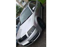 Skoda not vw Audi seat car has mot-nov
