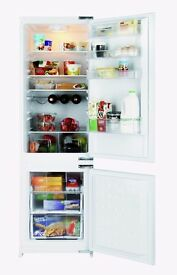 BRAND NEW - Beko BCB7030F Combi Integrated Fridge Freezer - BARGAIN PRICE @ £165