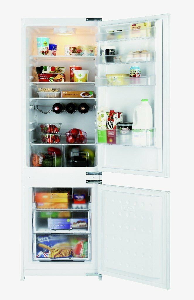 BRAND NEW - Beko BCB7030F Combi Integrated Fridge Freezer - BARGAIN PRICE @ £165