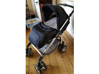 Silver Cross Freestyle Pram / Pushchair in very good condition