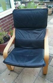 Ikea futon chair