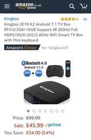 Android box BNIB