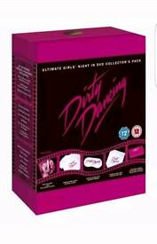 Limited edition dirty dancing dvd collectors pack