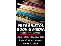 FREE BRISTOL BOOK AND MEDIA COLLECTION SERVICE