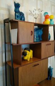 Robex, Vintage Room Divider / Bureau / Display Unit
