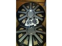 15 inch Volkswagen wheel trims