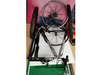 Ammaco Men's Bike Frame