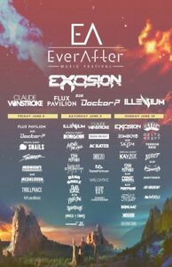 Ever After ticket