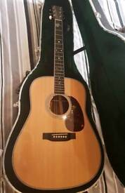 Martin HD35 With LR Baggs Anthem