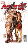 Marvel Comics - Agent X # 4