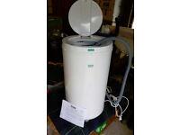 Creda Debonair Autopump spin dryer