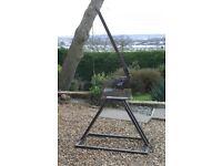 vintage guillotine as per photographs