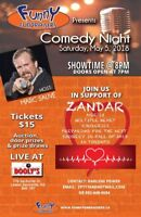 Comedy Night Fundraiser- Son's fourth heart surgery