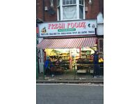 **Shop to Let** (general grocery) with stock equipment on Lozells Road
