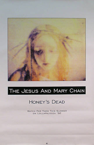 Jesus And Mary Chain 1992 Honey