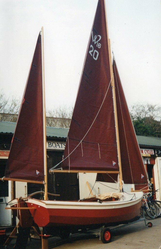 Westray 16 yawl rig day boat | in Bordon, Hampshire | Gumtree