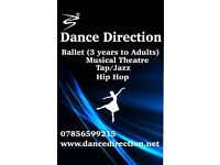 BusY dance school in Surbiton looking to employ a Saturday morning Musical Theatre /singing teacher