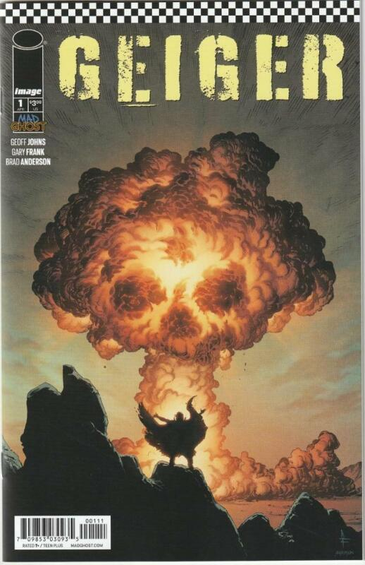 GEIGER # 1 (2021 IMAGE) MAIN COVER - WRITTEN BY GEOFF JOHNS