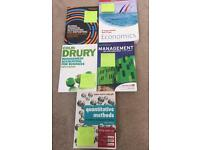 University Business Textbooks