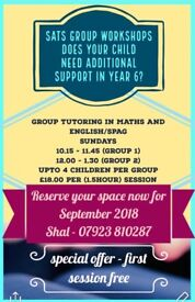 kS2 tutor - specialising in EAL, SATS and general tutoring