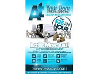 Man & Van Service - Fast, Reliable & Affordable