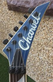 Charvel 750xl great condition very rare sought after guitar