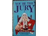 You Be The Jury 3 Books/book – post or collect