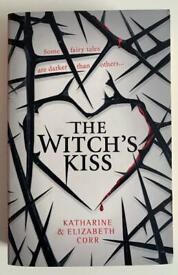 The witches kiss