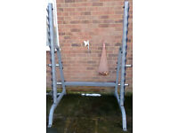Body Solid Commercial Multi-press/Squat Rack
