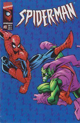 Spider-Man #0 Marvel Deutschland 1999 (Kostenlose Ausgabe) (Wonder Woman Kosten)