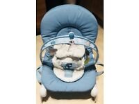 Chicco baby rocker chair