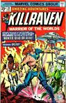 Marvel Comics - Amazing Adventures # 30 (Killraven)