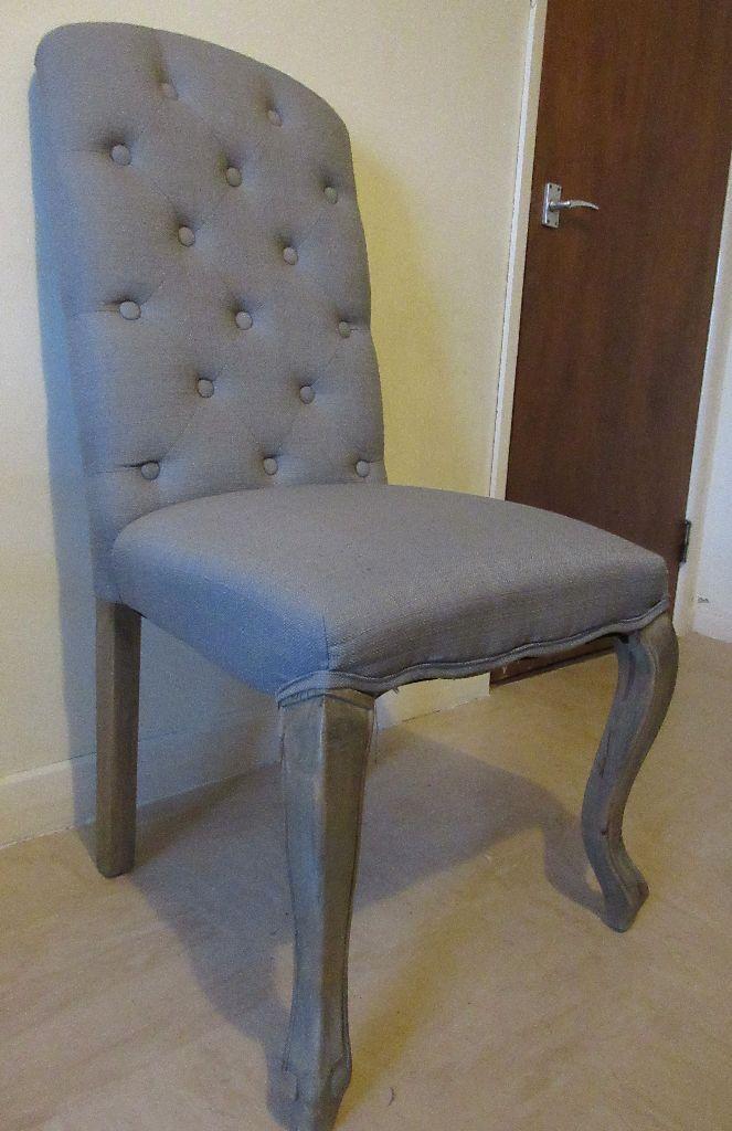 Grey TK Maxx Chair