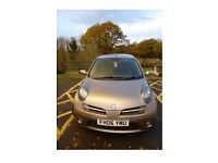 Nissan Micra Sport+ 1.2 - Mileage 64,500, MOT July 2017 - Cheap car to run, tax and insure (Grp 3)