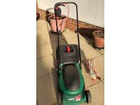 Qualcast 32 Electric Lawnmower - Bosch Engineering