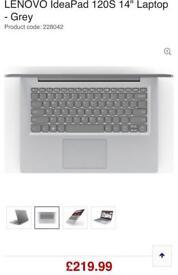 BRAND NEW: Lenovo ideapad 120s
