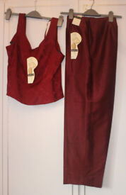 Bodice and matching Trousers