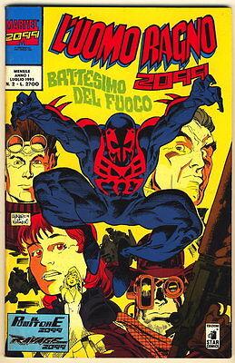 LUOMO RAGNO 2099 - 2 - BATTESIMO DEL FUOCO STAR COMICS