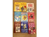 Kids books - diary of a wimpy kid - David Walliams