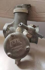 Amal 376 Carburettor may suit Triumph BSA or other british bike.