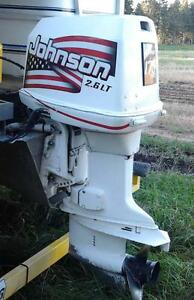 JOHNSON 175 HP
