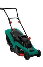 Bosch Rotak 37 electric lawn mower