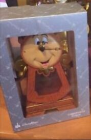 cogsworth beauty and the beast clock