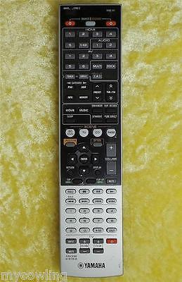 ORIGINAL YAMAHA Remote Control RAV336 - RX-A700  RX-V667  RX-V771   HTR-6063