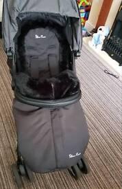 Silvercross reflex swap for a parent facing pushchair