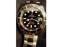 ×× Rare color combo Rolex Submariner ×× £40